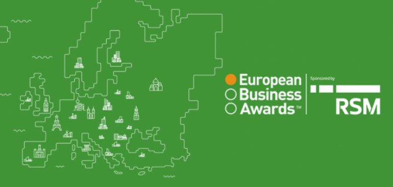 RSM presents the European Business Awards 2016/17