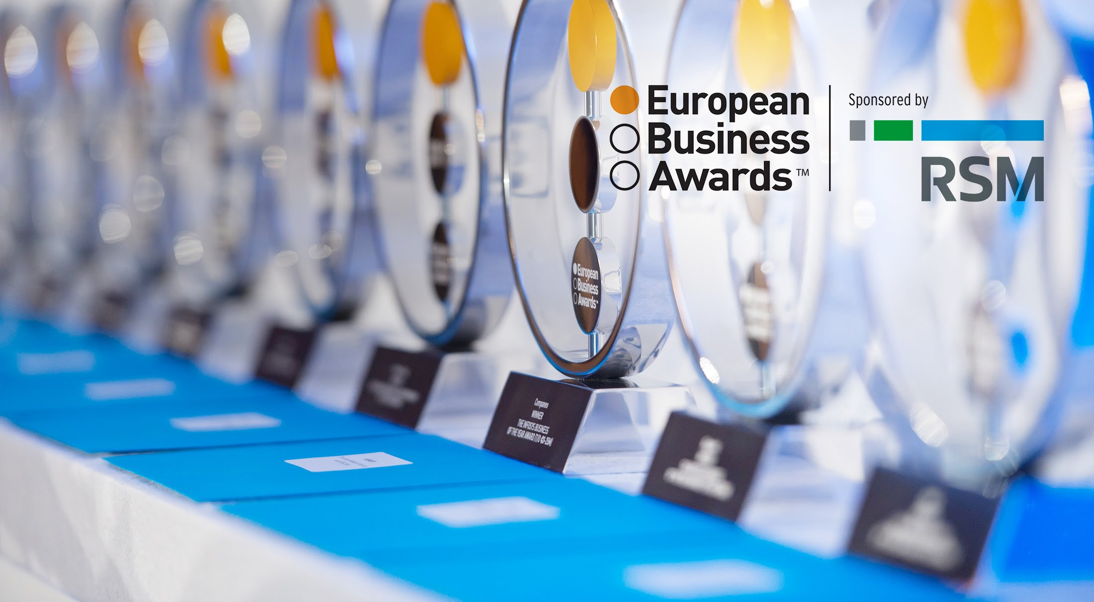 110 firms named as finalists in Europe's largest Business Awards