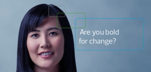 Be bold for change on International Women's Day