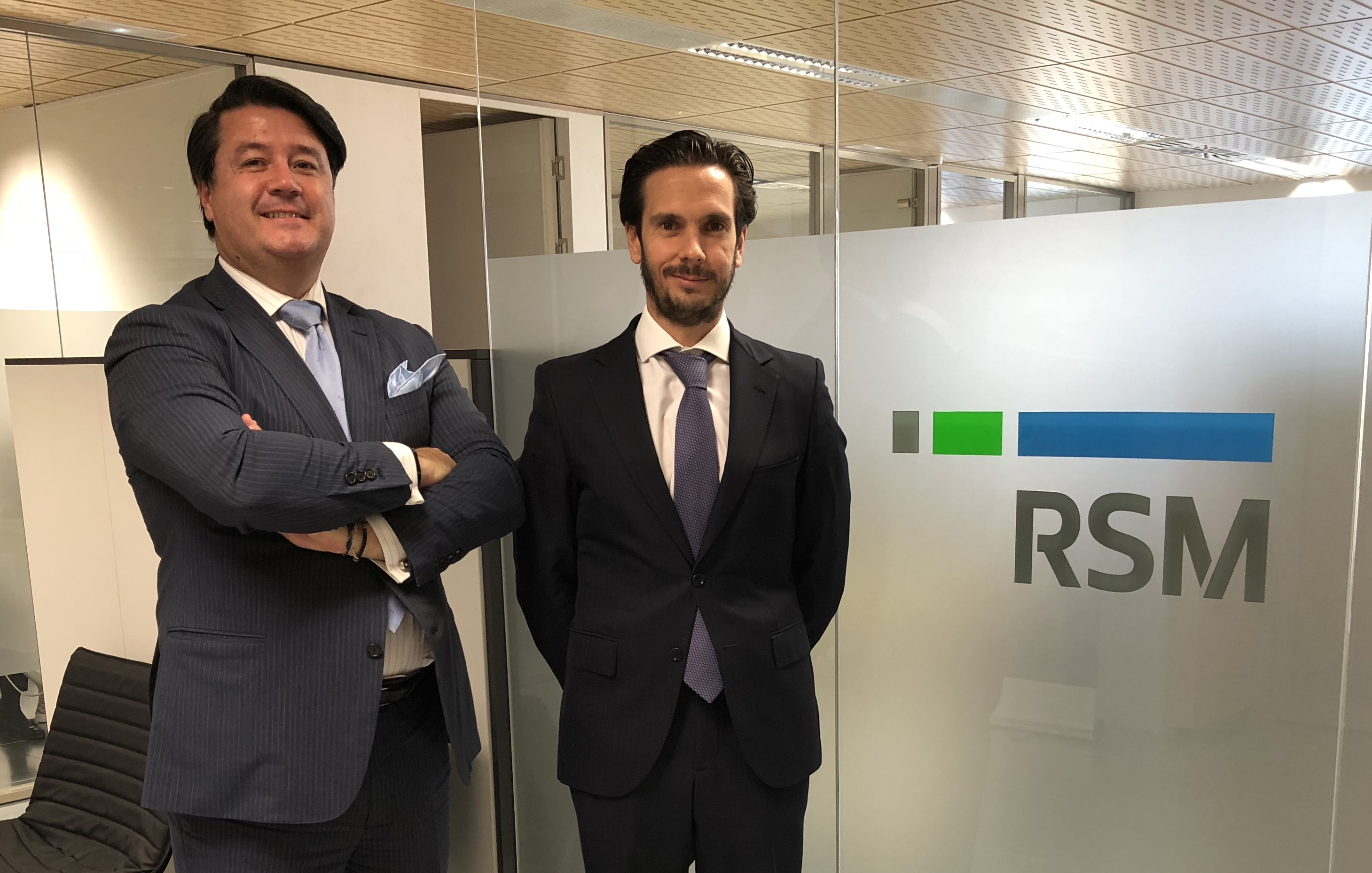 César Parra se incorpora a RSM SPAIN como socio director de Corporate Finance