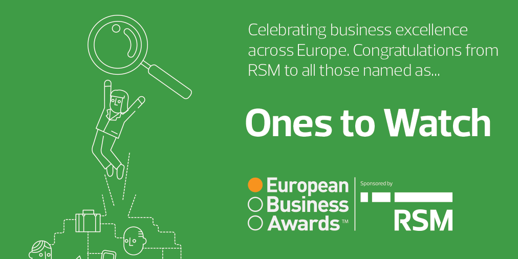 Europe's best businesses published in first ever 'ONES TO WATCH' list