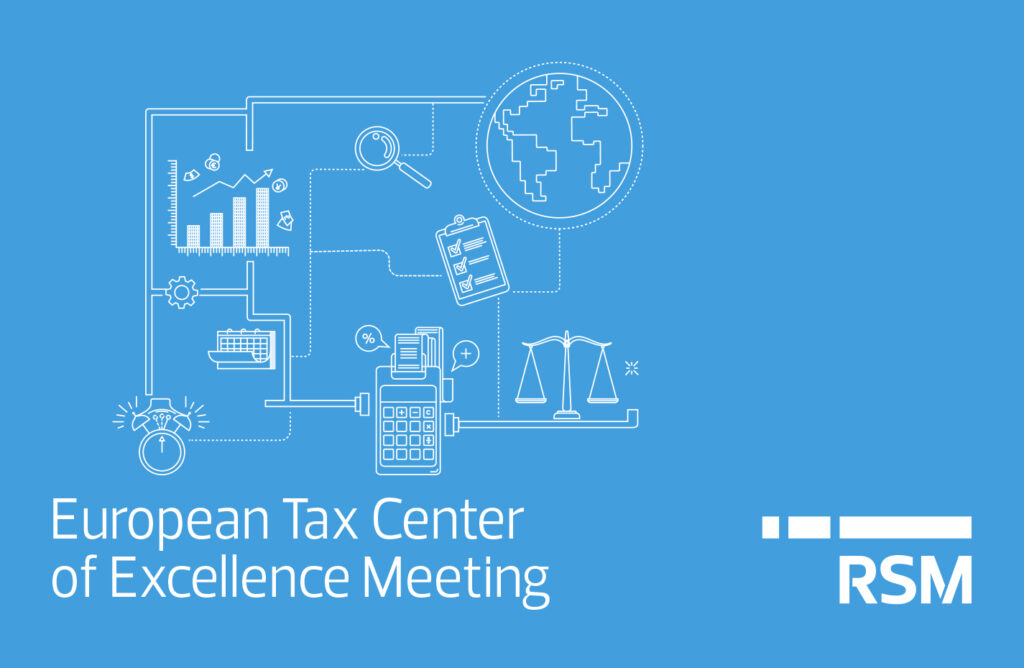 European Tax Center of Excellence Meeting