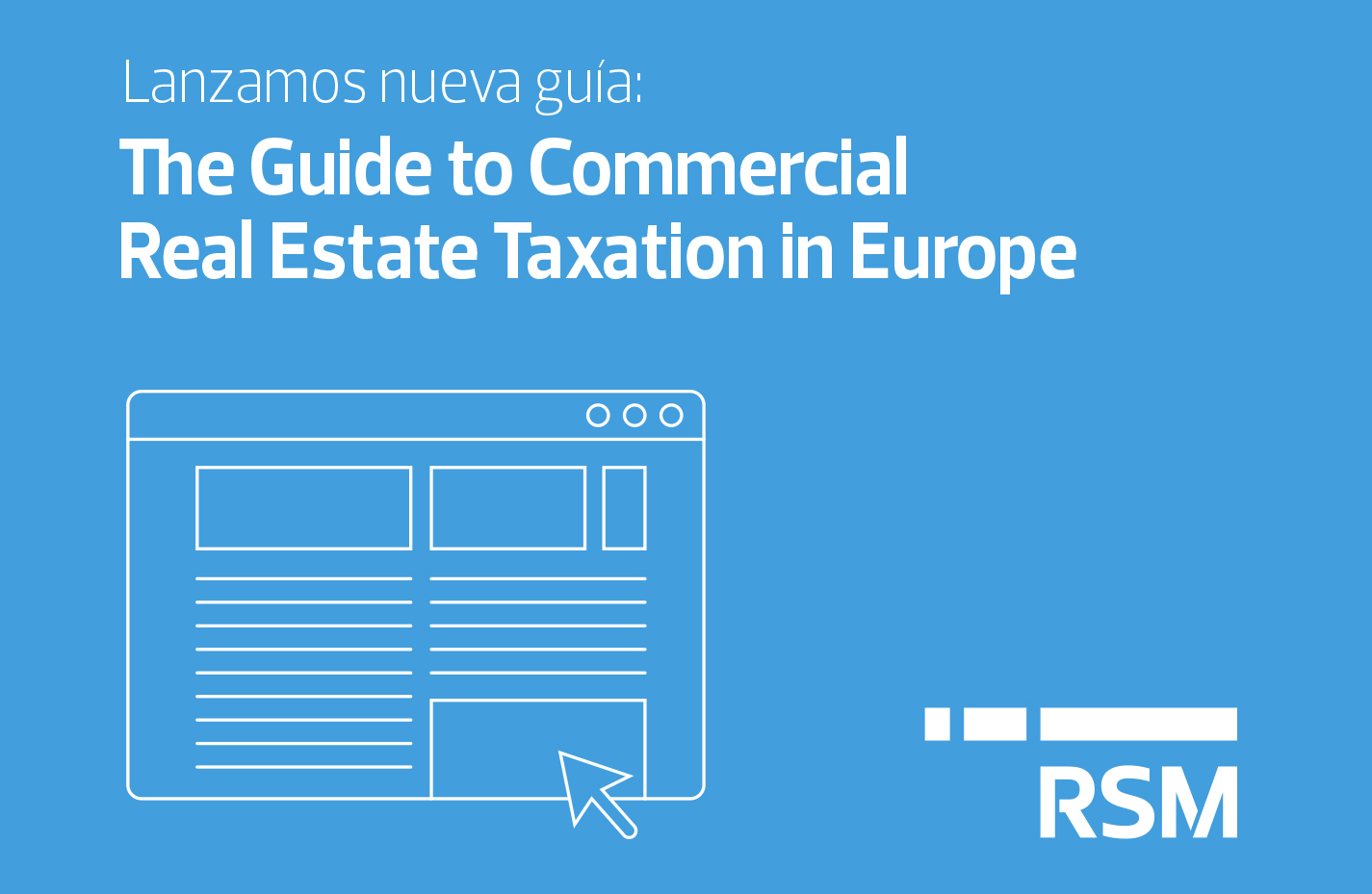 European Real Estate Tax Guide launched by RSM and Nyenrode Business University