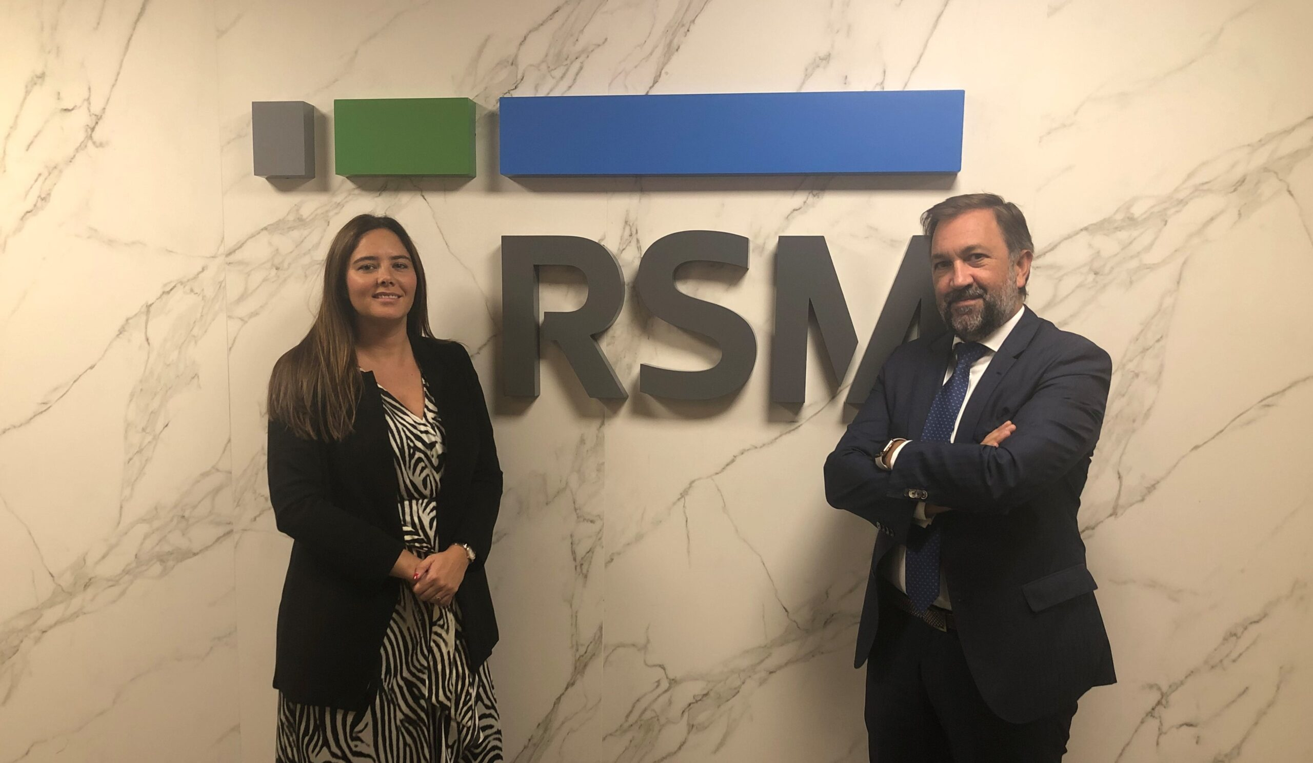RSM Spain has promoted Patricia Gómez-Cambronero to Tax area partner